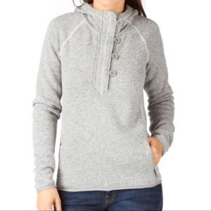 The North Face Crescent Sunshine Knit Hoodie - S